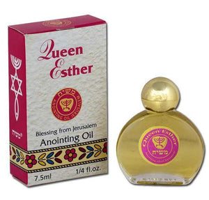Anointing Oil: Queen Esther Oil Vision for Israel USA