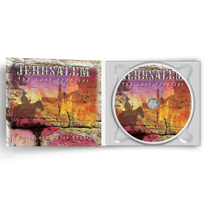 Jerusalem: The Last Frontier by Barry & Batya Segal (CD) CD Vision for Israel USA