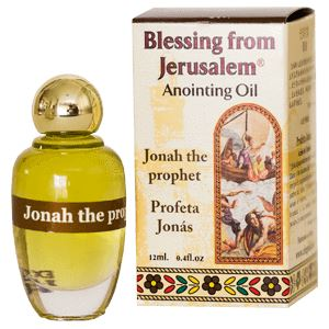 Jonah the Prophet Anointing Oil Oil Vision for Israel USA