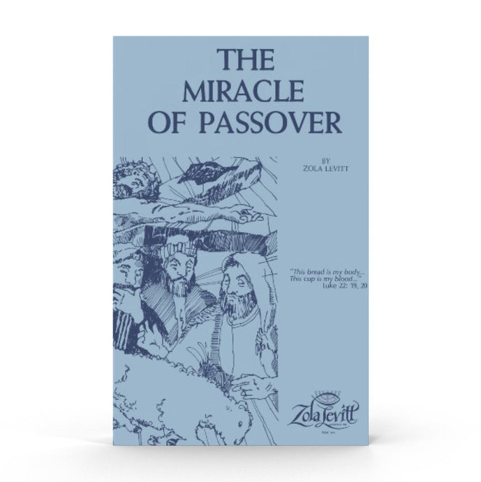 The Miracle of Passover (Booklet)