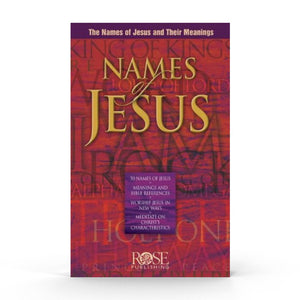 Names of Jesus (Pamphlet)