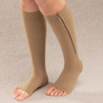 Zip Up Compression Socks