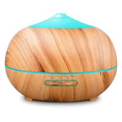 Ultrasonic Humidifier Portable Aromatherapy Diffuser