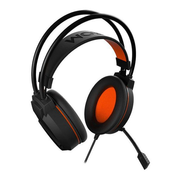 KROM gaming headset met microfoon