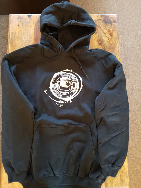 Fundamental Limited Edition Rare Black Medium Hoody!