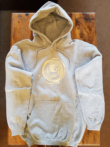 Fundamental Limited Edition Rare Light Grey Medium Hoody!