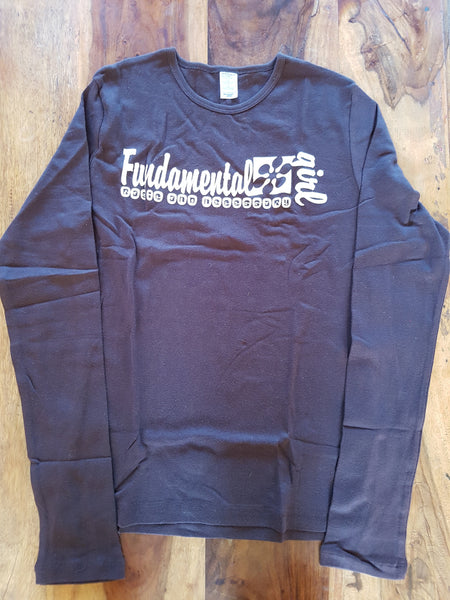 Fundamental Brown Limited Edition Girl's T Shirt, A Basic and Necessary Component!