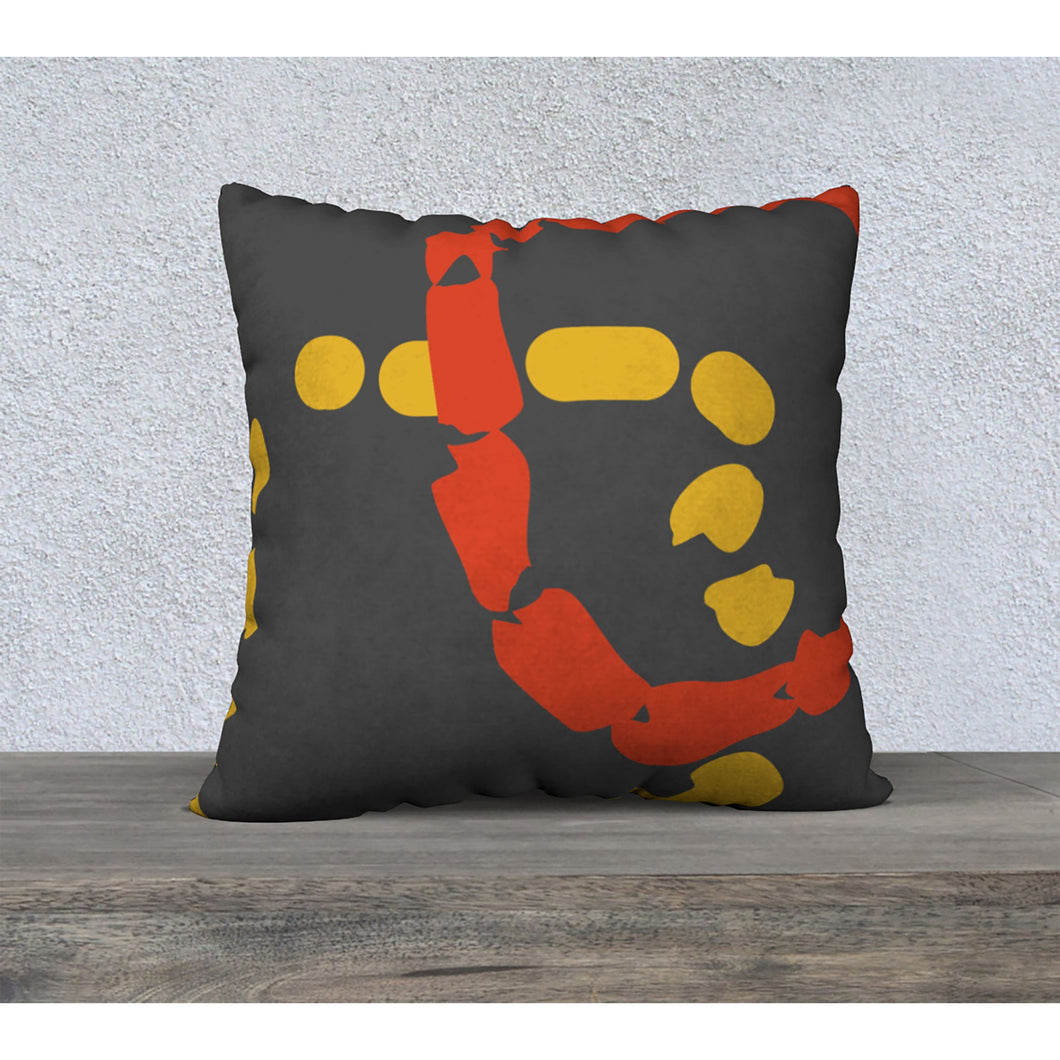 Ileke Square Pillow - yrdsgn2
