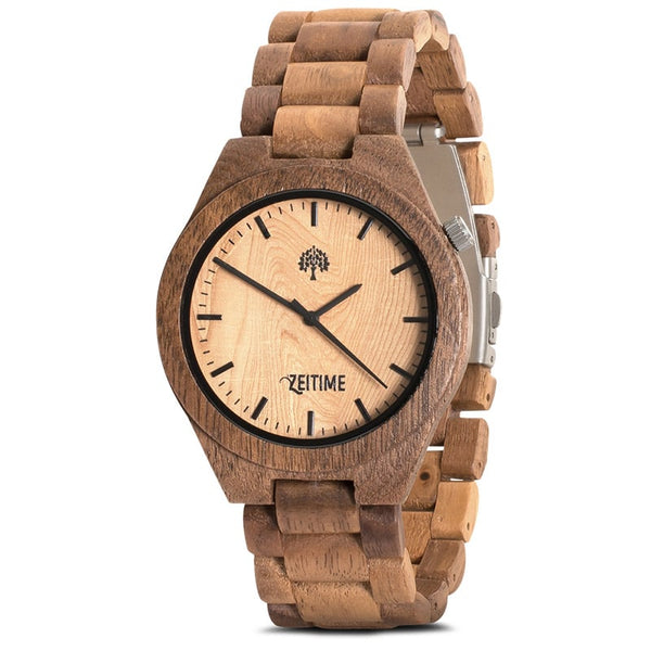 DON ALPHA WALNUT | ZeiTime