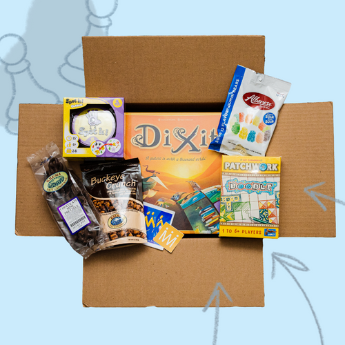 Kingmakers Kit for Families with Kids Ages 6+