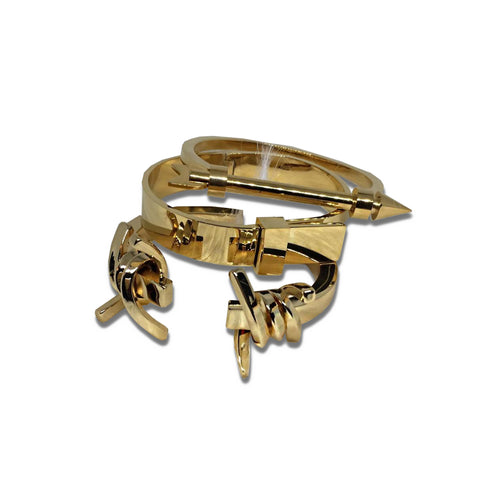 Chloe Bangle Set