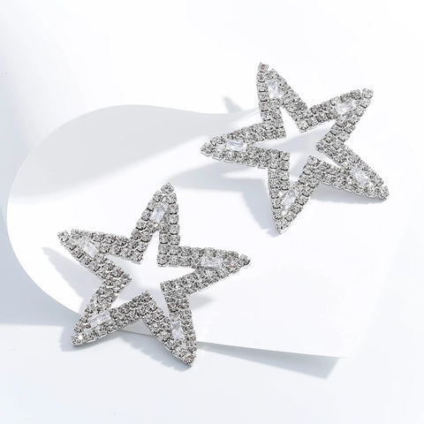 Star Fashion Earrings
