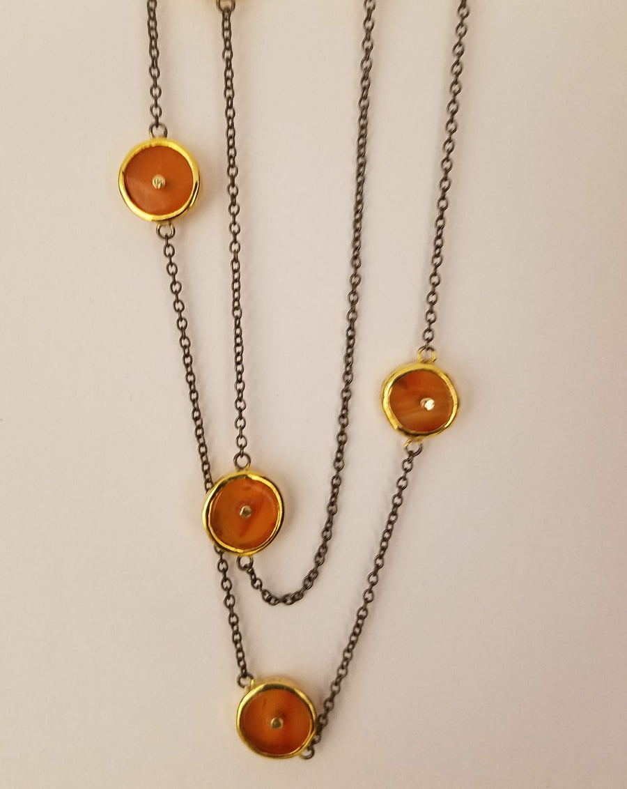 CADENA GOLD NECKLACE