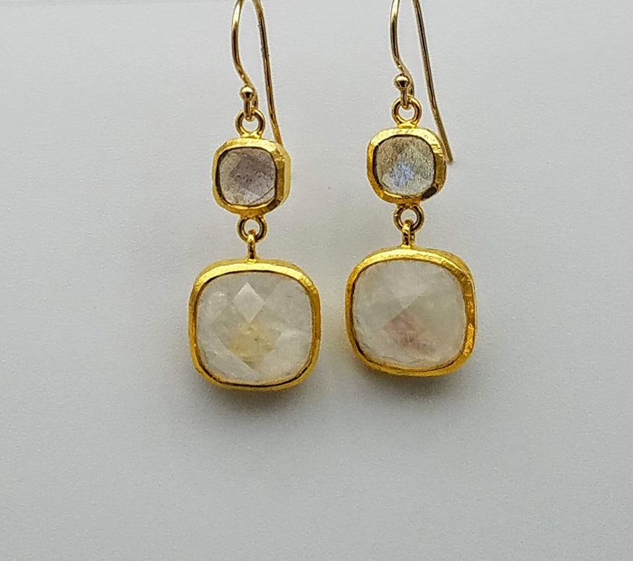 MOONSTONE CLASSIC EARRINGS SONIA TONKIN