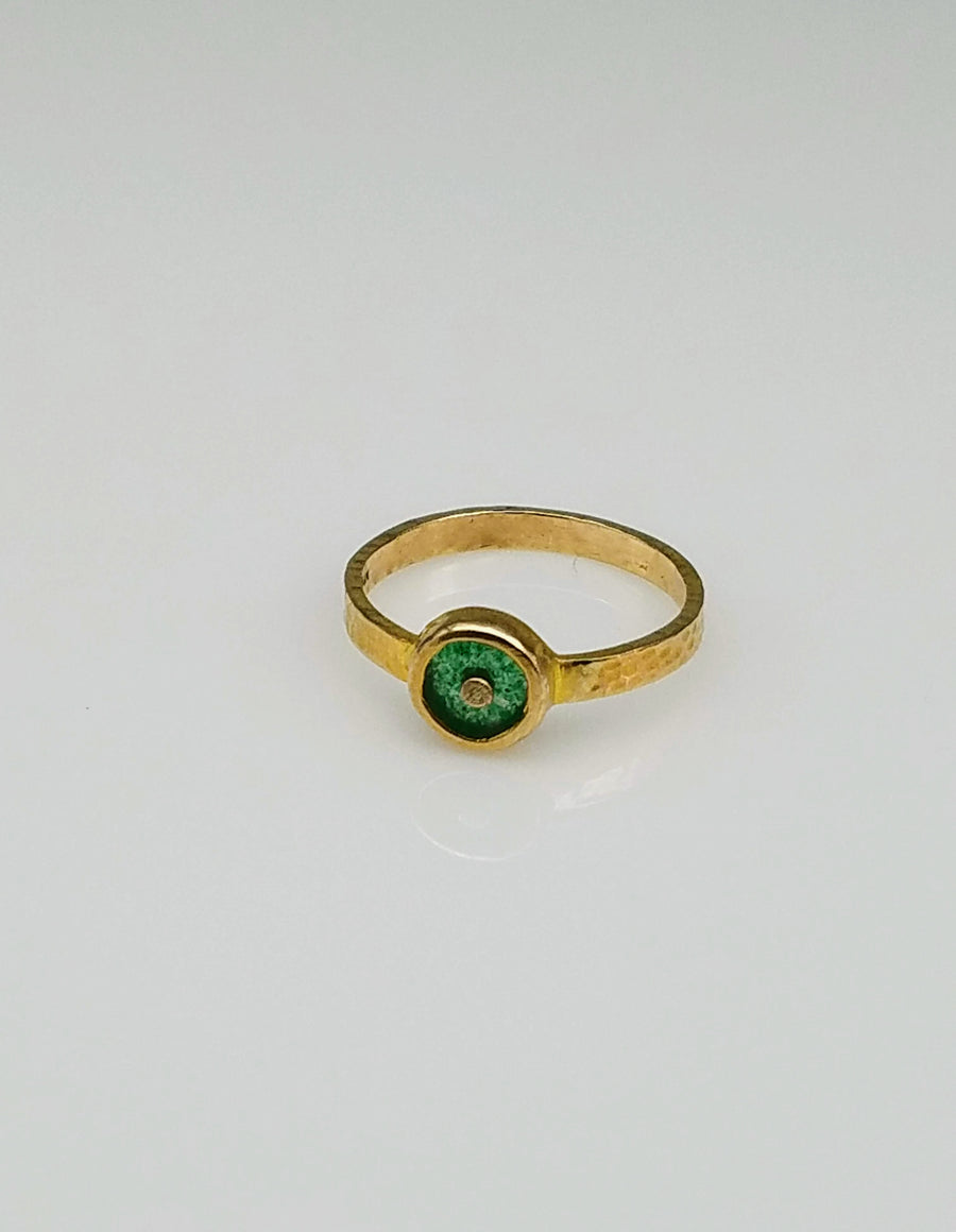 AVENTURINE SIGNATURE RING