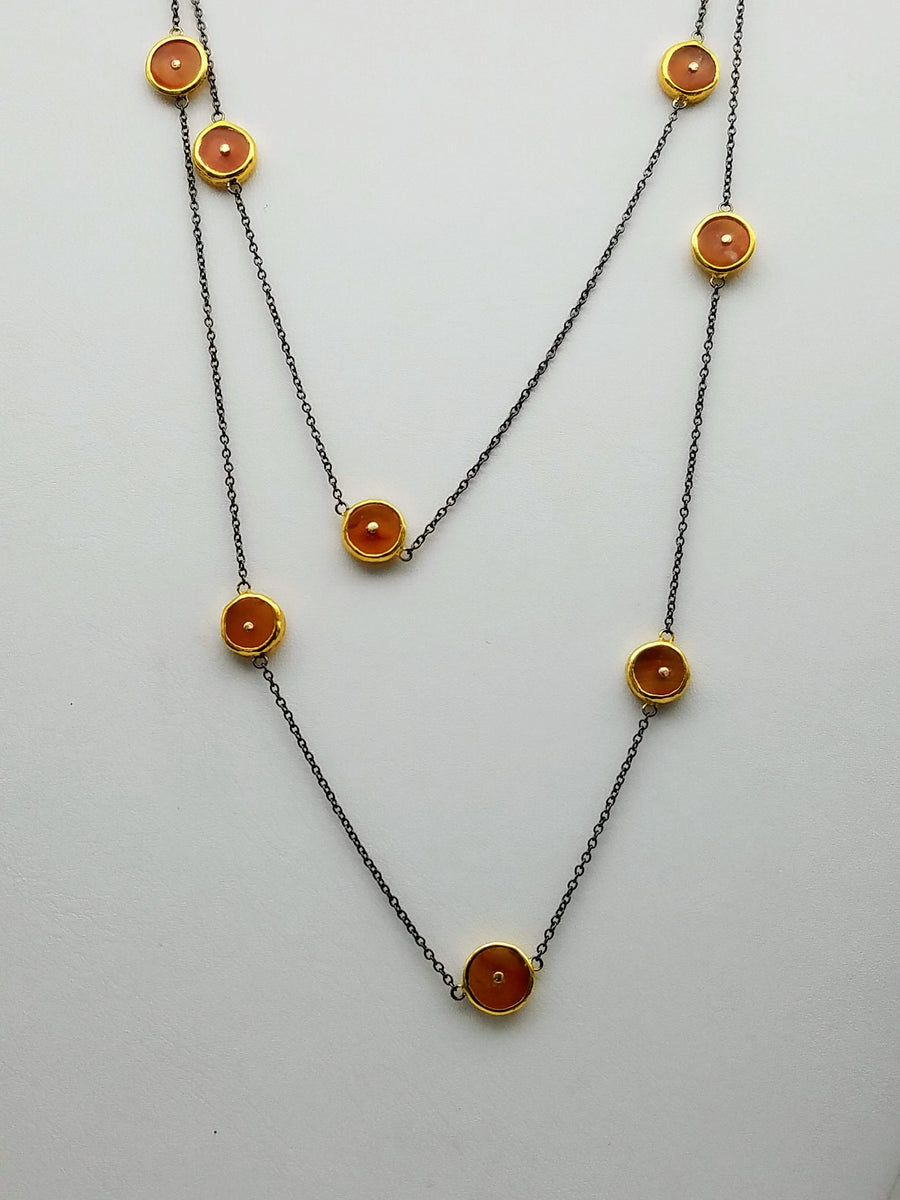 CADENA GOLD NECKLACE SONIA TONKIN
