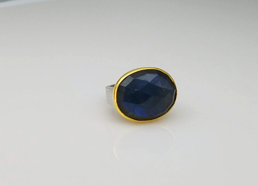 SAPPHIRE MIXED RING