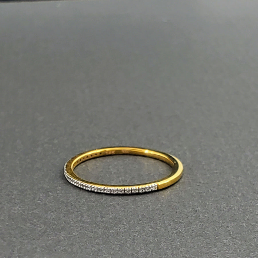 MICRO PAVE DIAMONDS RING