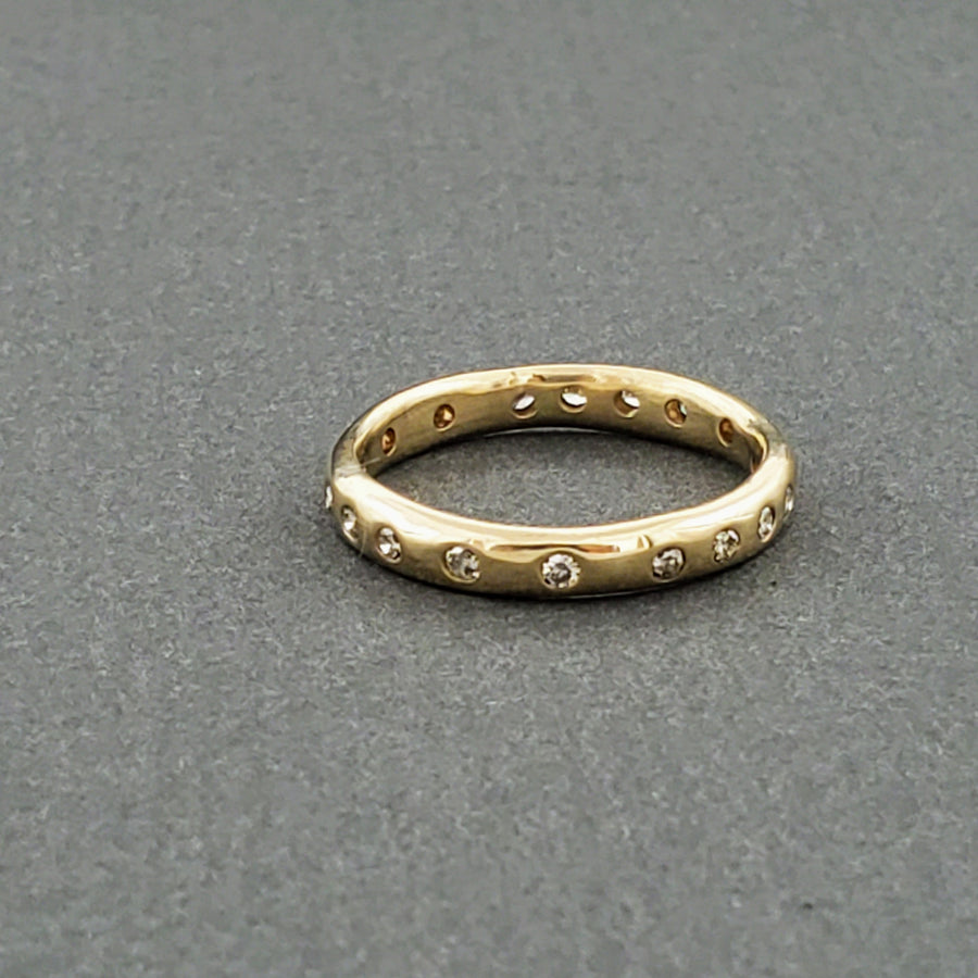 DIAMONDS GOLD RING