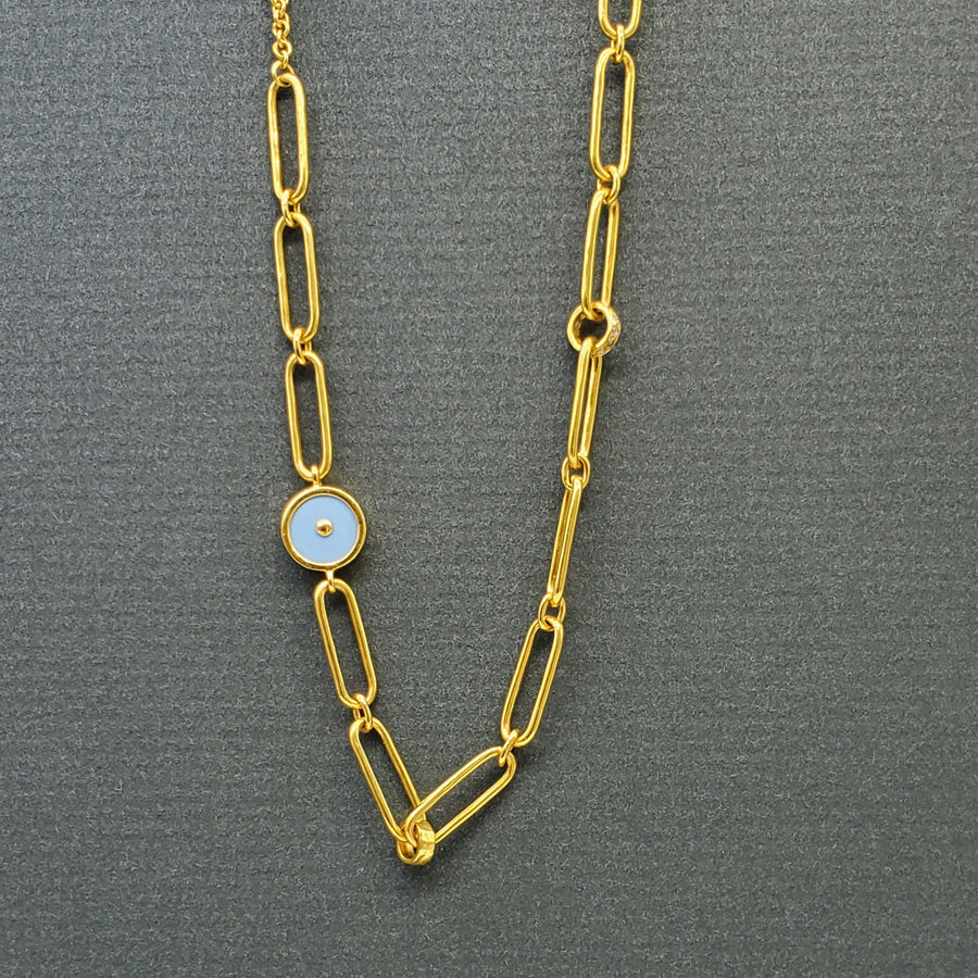 LINKS GOLD NECKLACE