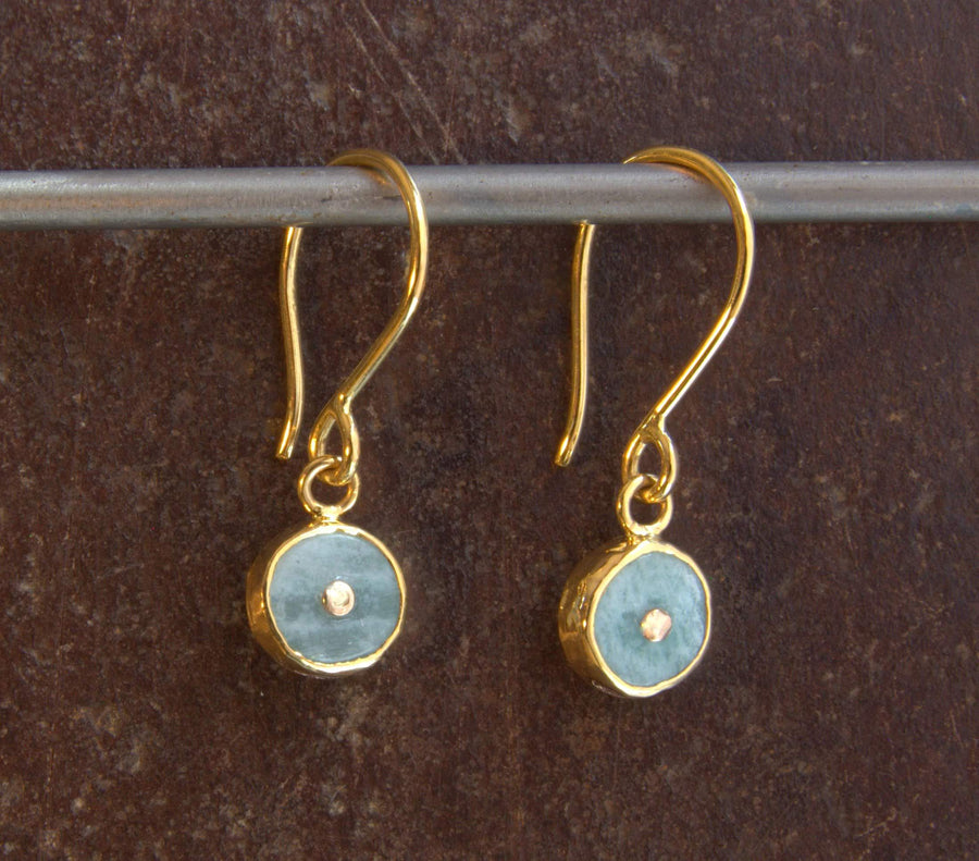 OPAL SIGNATURE EARRINGS