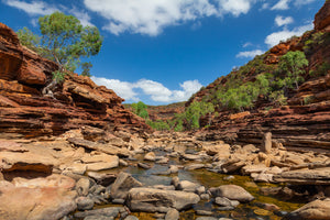 WW017 - Z-Bend Gorge Horizontal
