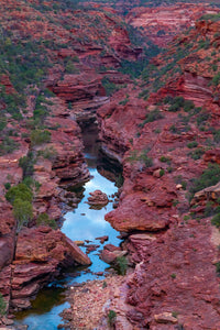 WW046 - Z-Bend Gorge Red