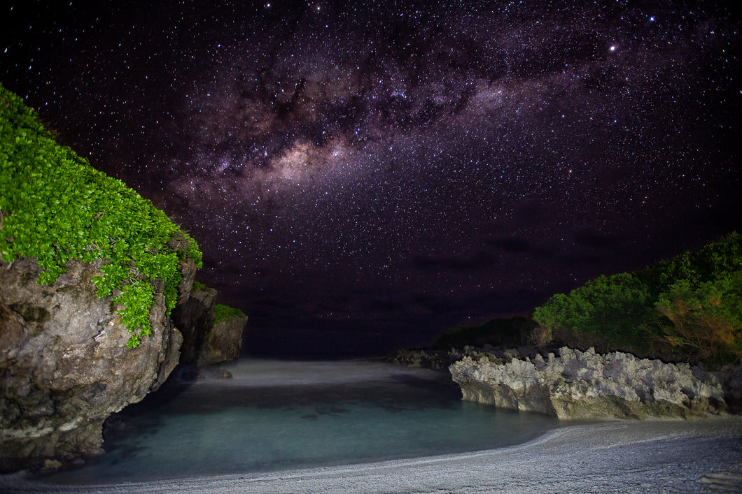 WW106 - Lily Beach Milky Way