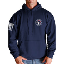 Load image into Gallery viewer, $50 Donation - Project K-9 Hero Trio Mens Hoodie by Nine Line