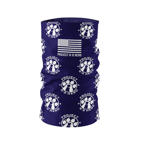 $18 Donation - Project K-9 Hero Neck Gaiter