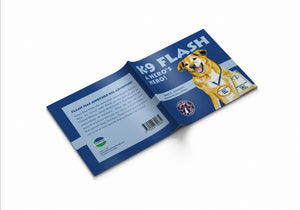$20 Donation - K-9 Flash A Hero's Hero Book