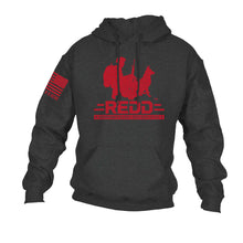 Load image into Gallery viewer, $50 Donation - REDD Logo Hoodie