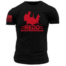 Load image into Gallery viewer, $35 Donation - REDD Logo T-Shirt Unisex