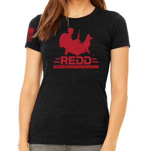 $35 Donation - REDD Women's Logo T-Shirt