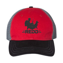 Load image into Gallery viewer, $40 Donation - REDD Logo Mesh Back Hat