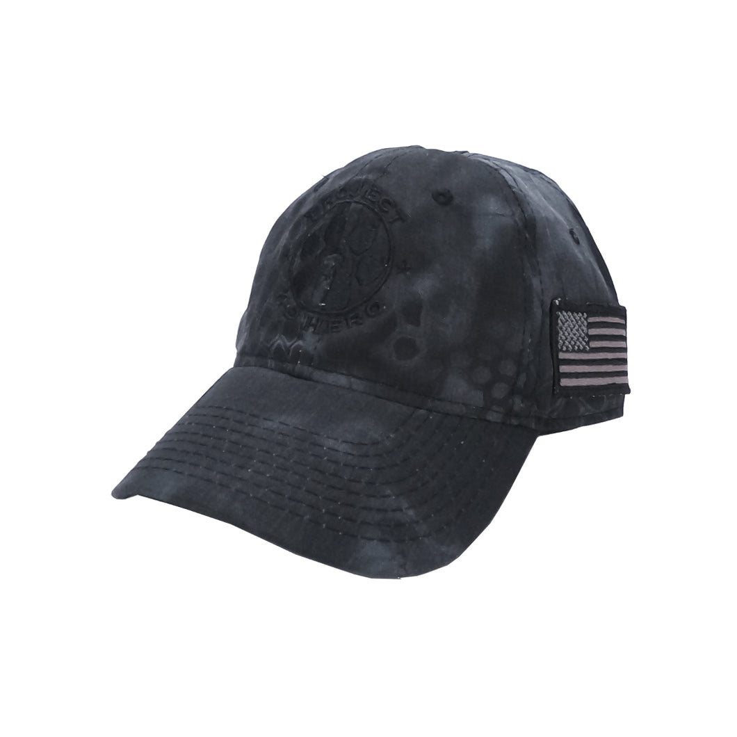 $40 Donation - Project K-9 Hero Subdued Kryptek Hat