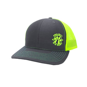 $40 Donation - Project K-9 Hero Logo Mesh Back Hat