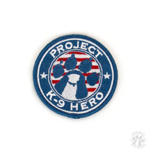 Load image into Gallery viewer, $15 Donation - Project K-9 Hero Tactical Patch