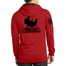 Load image into Gallery viewer, $50 Donation - REDD Logo Full-Zip Hoodie