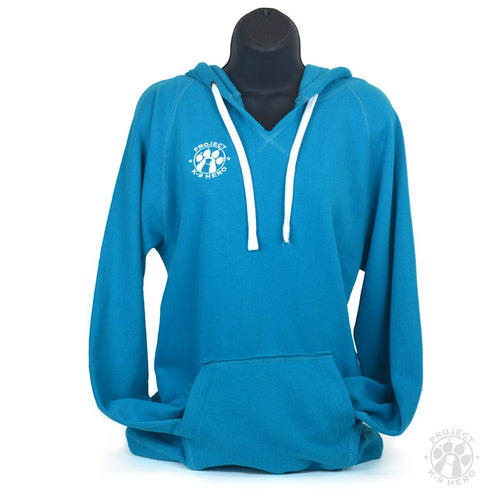 $50 Donation - Project K-9 Hero Women's Logo Hoodie