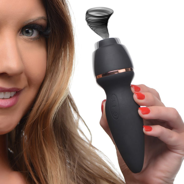 Shegasm 7X Pixie Focused Clitoral Stimulator with Vibration