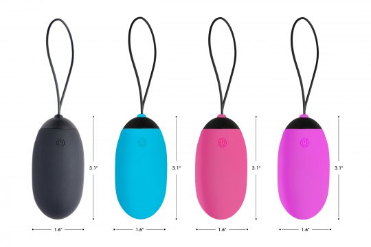 luving-my-fashions,XL Silicone Vibrating Egg