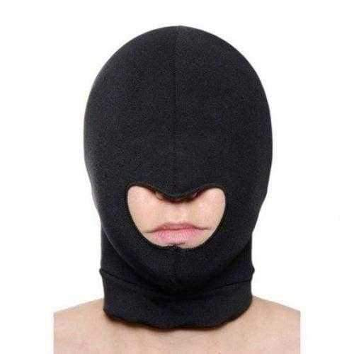 luving-my-fashions,Blow Hole Open Mouth Spandex Hood