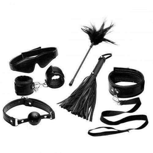 luving-my-fashions,Tame Me 8 Piece Beginner Bondage Set
