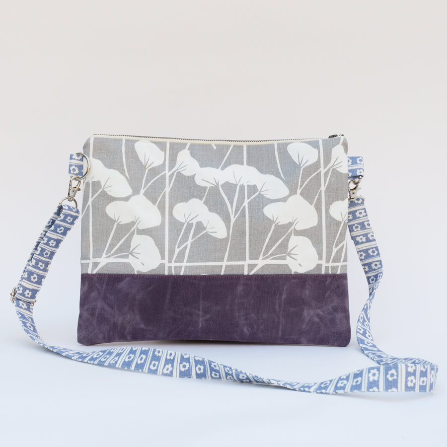 Meg Crossbody Bag in Cotton