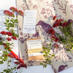 Gift Set: Rosemary Lemon + Brown Thrasher