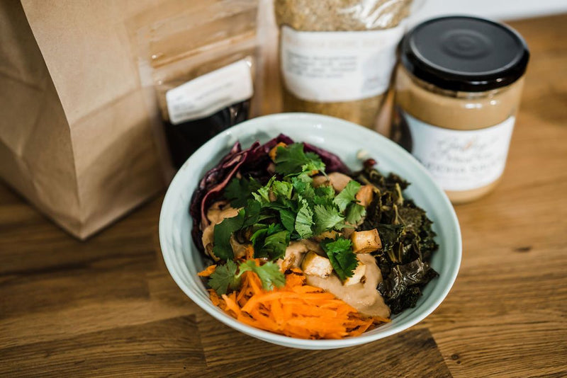 BUDDHA BOWL KIT - Go Veg Meal Kits