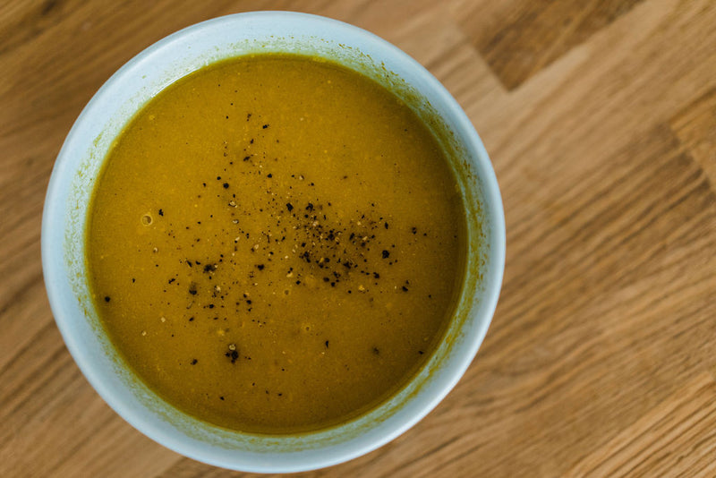 READY-MADE SOUP - SQUASH BISQUE - GoVeg Meal Kits