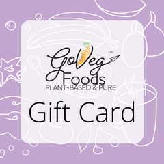 Gift Cards - GoVeg Meal Kits