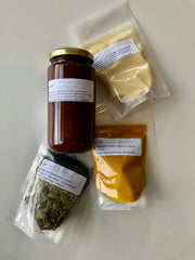 THE SAUCE BOX - Go Veg Meal Kits